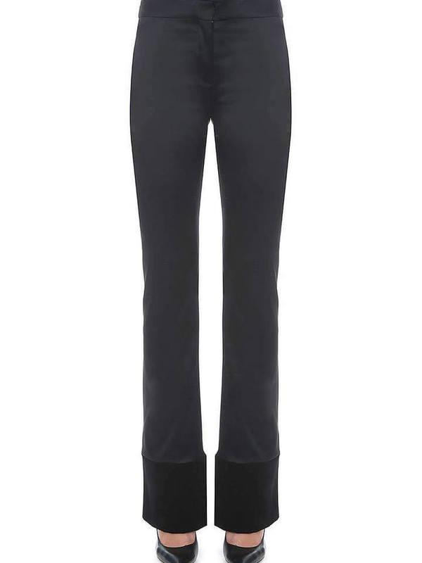Moschino Satin Black Pants
