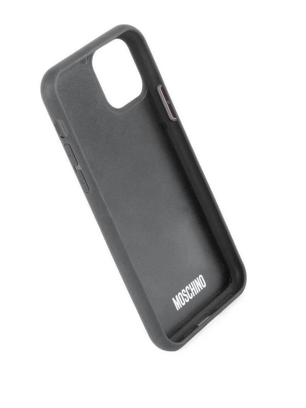 Moschino IPhone 11 Pro Max Sunglasses Bear Phone Case