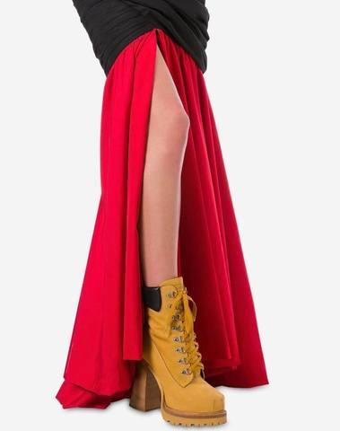 Moschino Broken Logo Nylon Dress (Runwaylook)
