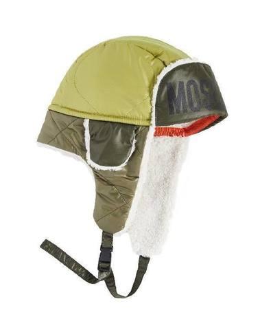 Moschino Fleece-Lined Hat